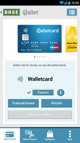 Smarte Nutzerführung, höchste Datensicherheit: Bezahlen und andere Services nutzen mit dem Smartphone.