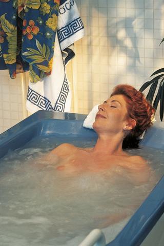 Schwefelwasser wird bei orthopädischen und rheumatischen Beschwerden als entzündungshemmender Schmierstoff für die Gelenke eingesetzt.