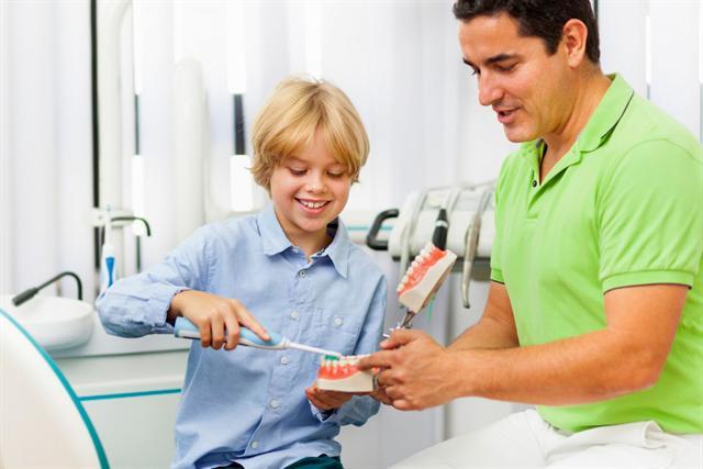 Die Zahngesundheit deutscher Kinder hat sich in den letzten 30 Jahren stark verbessert.