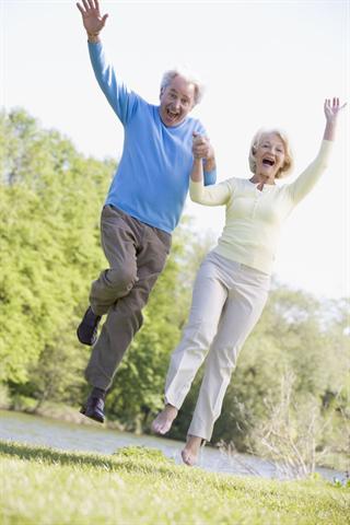 Regelmäßiges Bewegungstraining kann Typ-2-Diabetes vorbeugen.