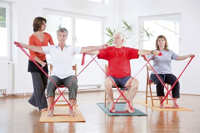 Viel Bewegung und der Abbau von Übergewicht können den Verlauf von Diabetes mellitus Typ 2 günstig beeinflussen.