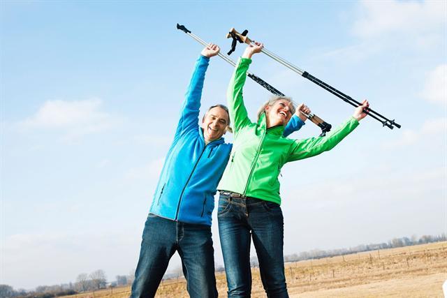 Regelmäßige Bewegung kann ein wichtiger Bestandteil in der Therapie chronischer Schmerzen sein.
