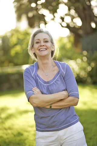 Heiter bis zum nächsten Schub: Rheumapatienten müssen immer auf Schmerz gefasst sein.
