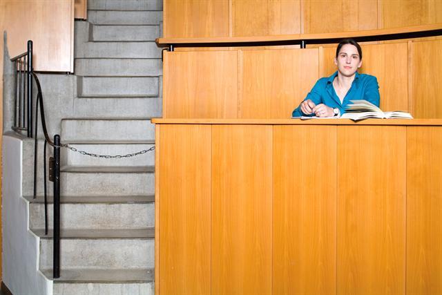 Pausen zwischen den Vorlesungen sollten genutzt werden, um einige Lockerungsübungen durchzuführen.