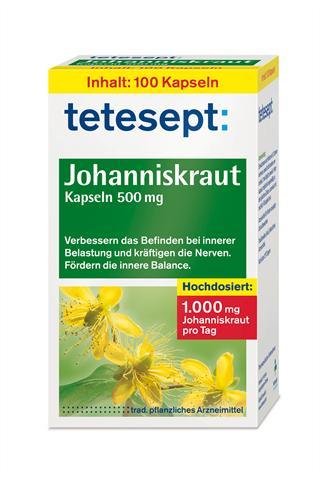 Johanniskraut hat sich im Einsatz gegen Niedergeschlagenheit seit Jahrhunderten bewährt.